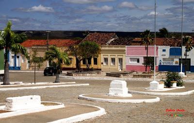 Cidade de Taperoá, no Cariri paraibano, tem centro histórico que é patrimônio cultura imaterial da PB
