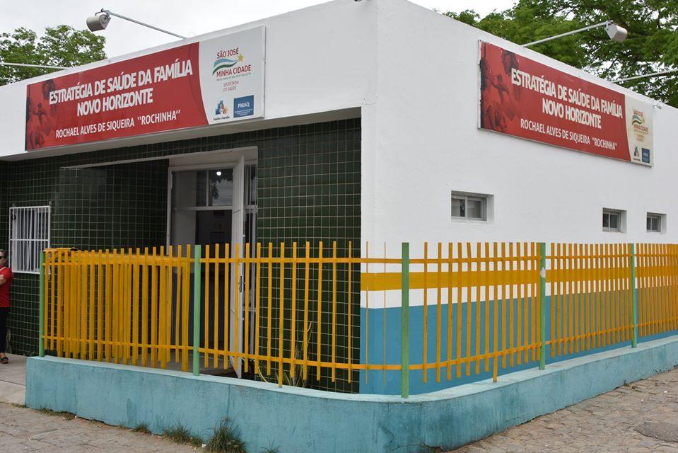 Prefeito Evandro Valadares entregou mais uma UBS reformada