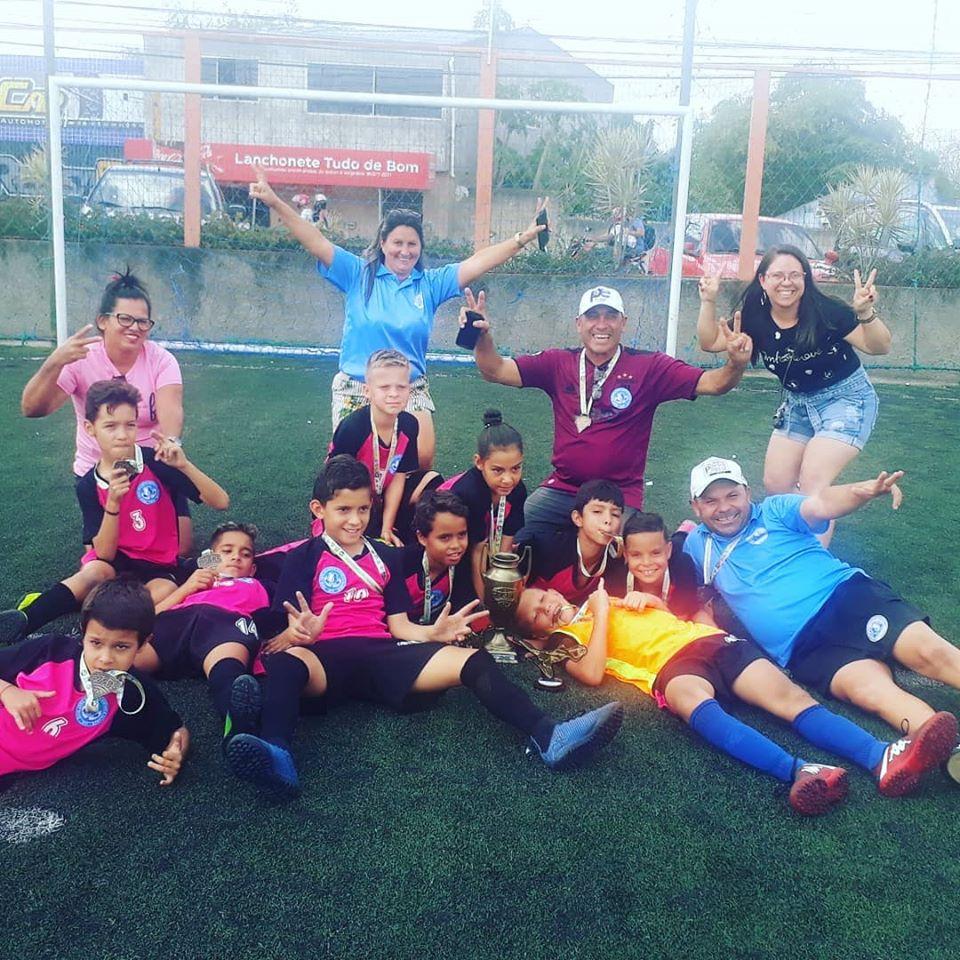Time de São José do Egito sagra-se campeão estadual sub-10 em Caruaru
