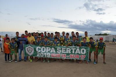 Itapetim vence Serra Talhada e conquista título inédito da Copa Sertão