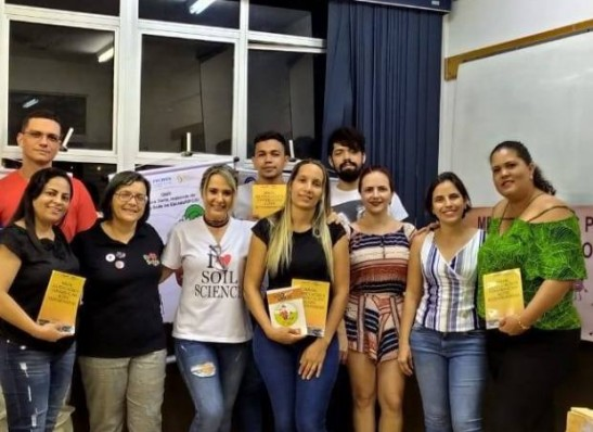 Aplicativo desenvolvido em Sumé é apresentado em Goiás