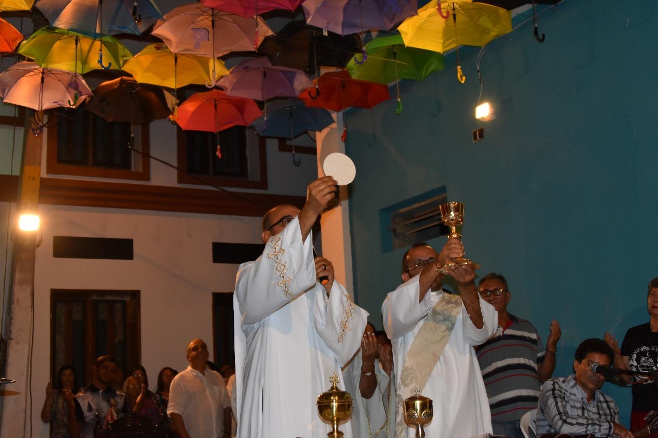 Missa do cantador abre oficialmente a Festa de Louro, Rogaciano e Manoel Filó em SJE nessa quinta (02)
