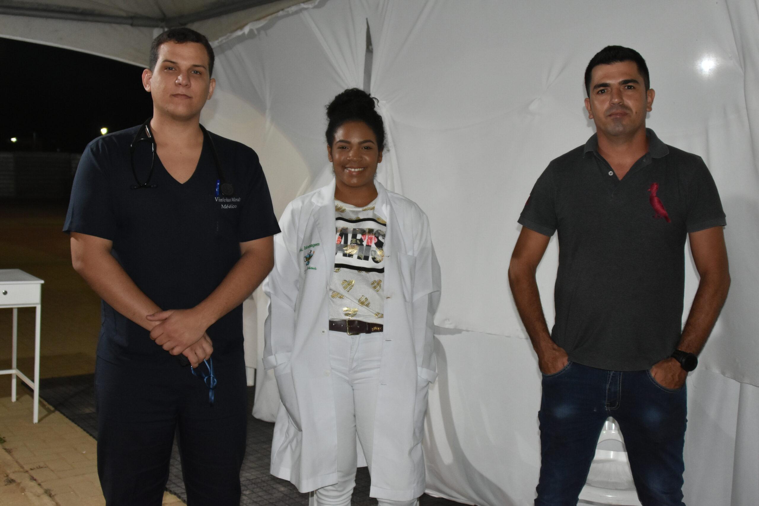 Festa de Reis de SJE tem até médico de plantão no Pátio de Eventos