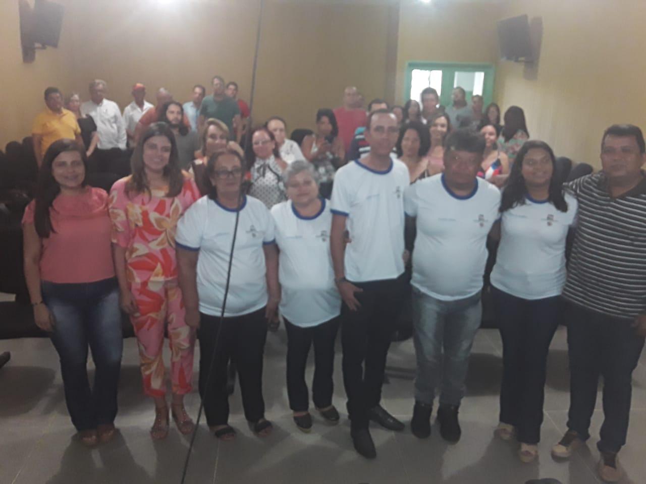 Posse dos novos conselheiros tutelares aconteceu na sexta (10) em SJE