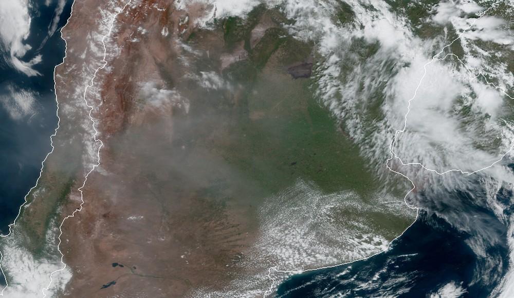 Planeta pede socorro e fumaça de incêndios da Austrália atravessa o oceano e chega ao Chile e Argentina