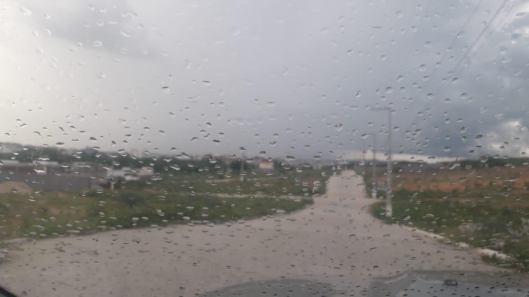 Tabira, Solidão, Brejinho e Ingazeira registraram excelentes chuvas no começo da semana