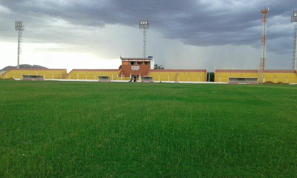 Afogados FC entra em campo buscando liderança