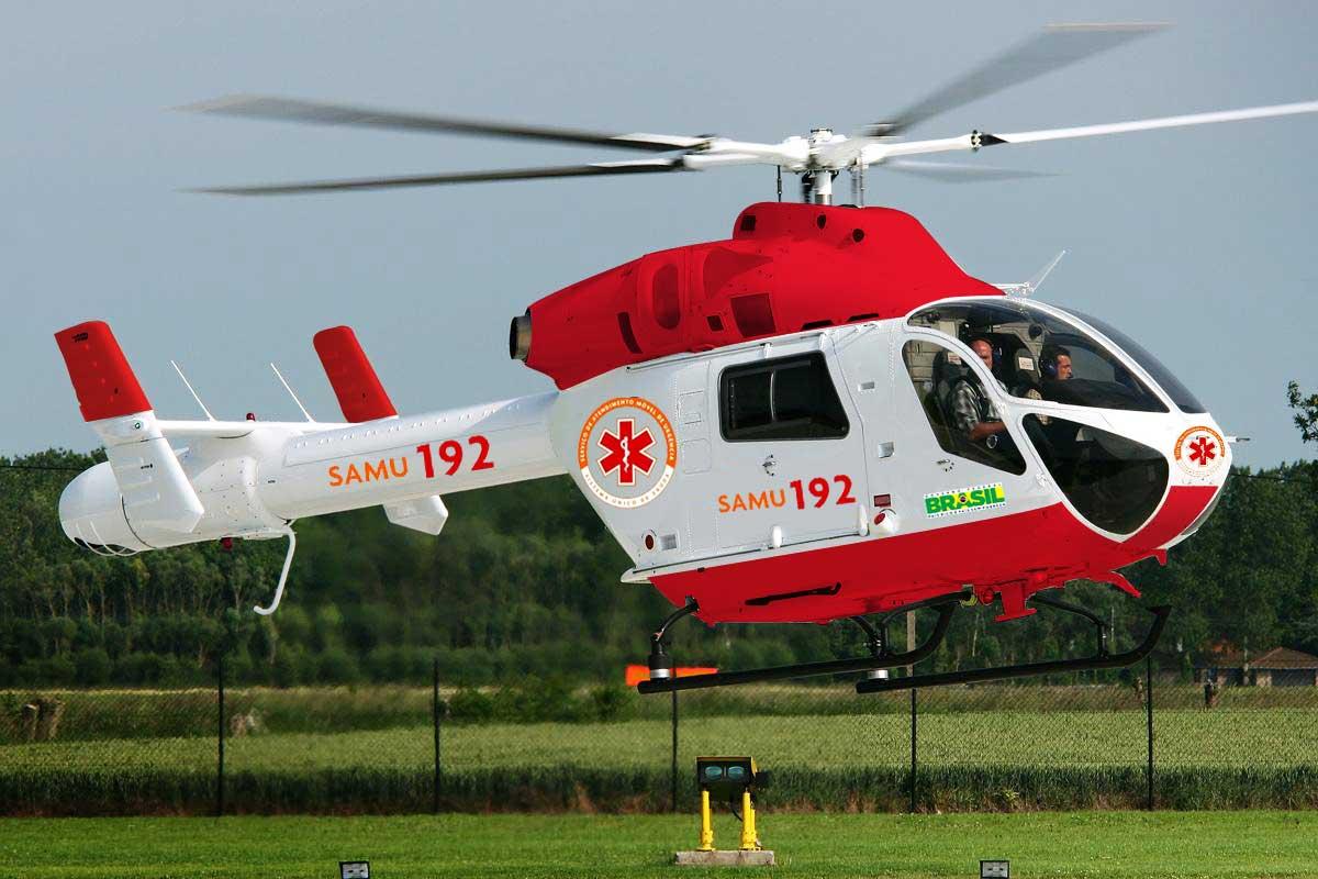 Serviço de transporte aeromédico está sendo implantando na Rede de Urgência e Emergência da PB