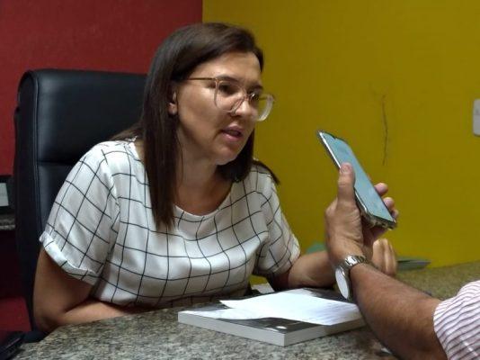 Prefeita de Brejinho confirma a blogueiro que não vai pra reeleição