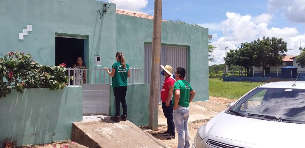 Barreiras sanitárias e busca ativa de pessoas que chegaram de outras regiões são feitas por equipes da Prefeitura de SJE