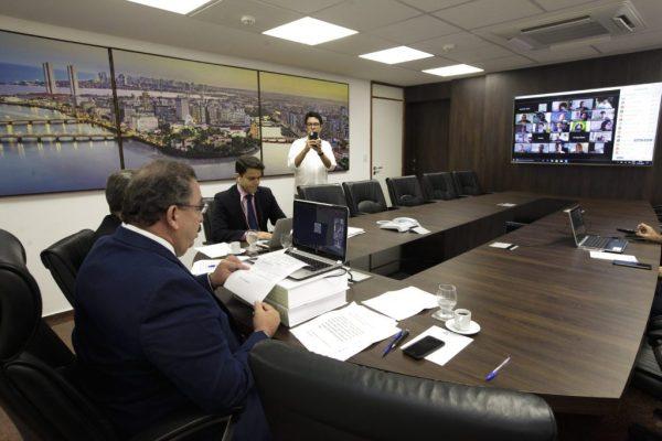 Na 1ª sessão por videoconferência da história, ALEPE aprova situação de calamidade pública para 64 municípios, entre eles 6 no Pajeú