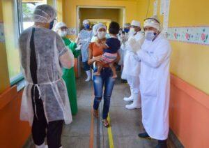 Mais da metade das pessoas que pegaram o coronavirus estão curadas no Brasil