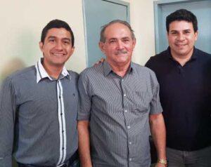 Em Tabira, nome de Flávio Marques ganha força para sucessão municipal, até o atual prefeito Sebastião Dias já confirmou apoio ao petista