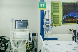 Mesmo tendo melhores taxas de leitos de UTI e respiradores por habitante região metropolitana sofre pesados efeitos da pandemia