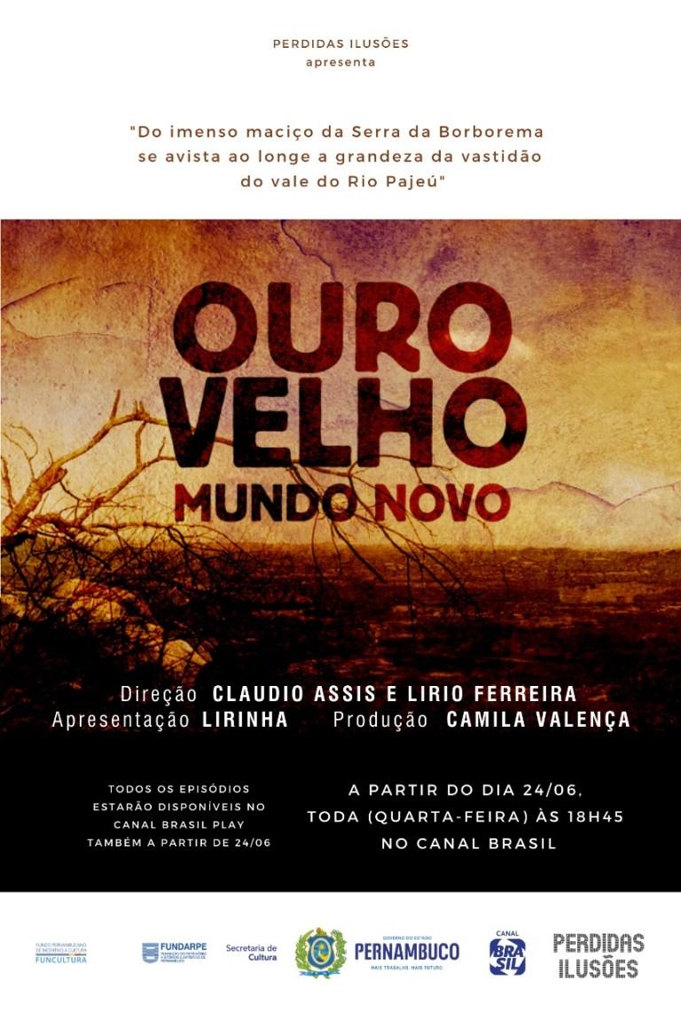 Estreou nessa quarta (24), a minissérie sobre os encantos do Pajeú na TV Brasil