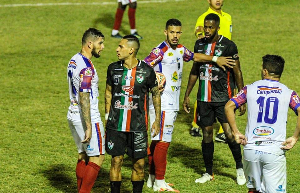 Afogados não foi pário para o Salgueiro e deu adeus ao sonho de disputar final do estadual