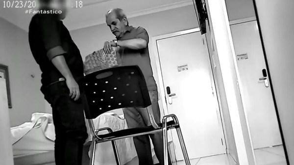 Depois de pagar mais de meio milhão de reais em fiança, Prefeito de cidade paraibana pego com dinheiro em cueca está solto