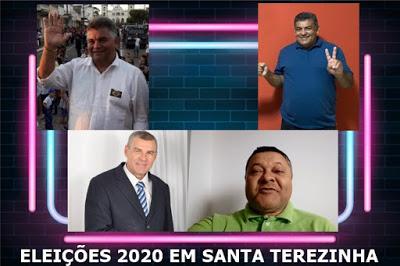 Período para convenções partidárias se aproximam e Santa Terezinha pode ter mais de duas chapas concorrendo a Prefeitura