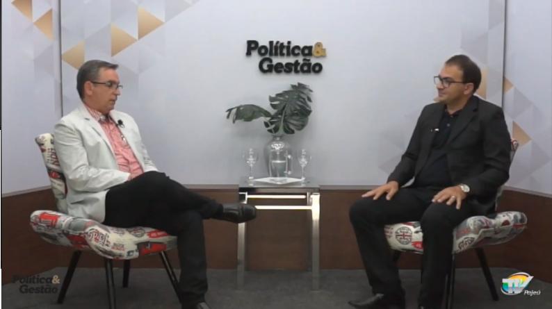 Dr. Geraldo Bezerra diz que como médico aprova a realização das eleições mesmo com a pandemia