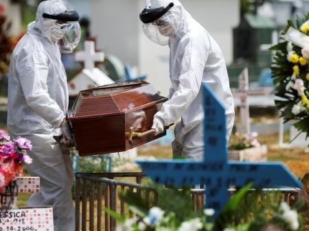 134 pessoas já perderam a vida devido a covid-19 em 14 das 17 cidades do Pajeú
