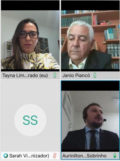 Comarca de SJE retoma audiências judiciais por videoconferência