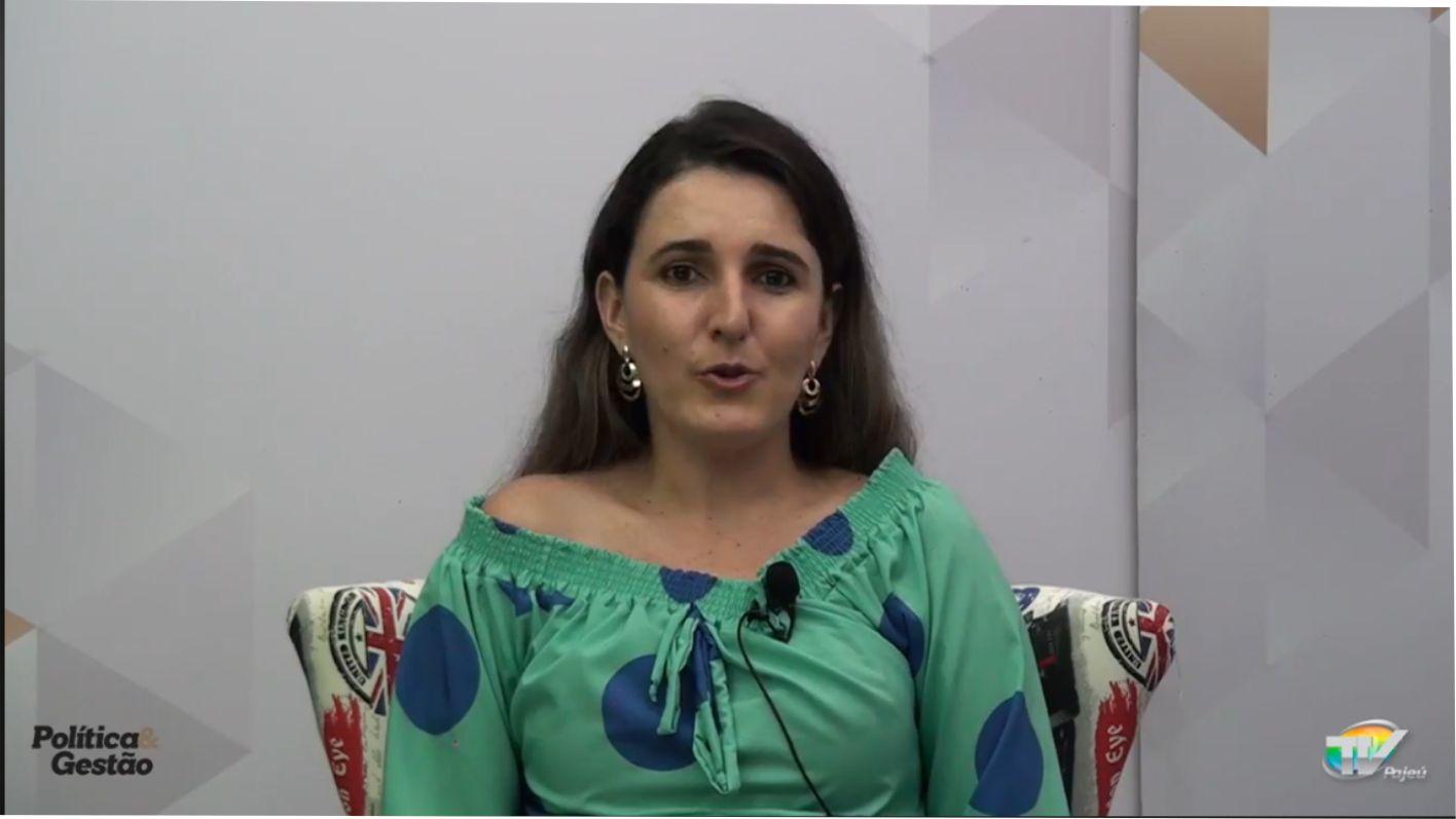 Thayse Michelli contou que começou negócio com R$ 33