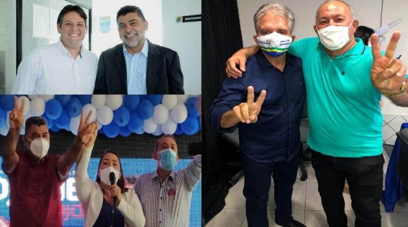 Em Patos-PB o que não faltou foi surpresas nas convenções realizadas nessa quarta (16)