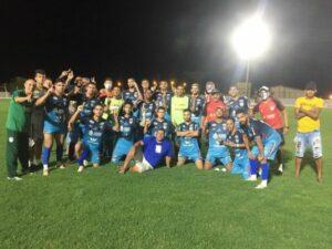 Afogados FC não tem mais chances de classificação na Serie D do brasileirão