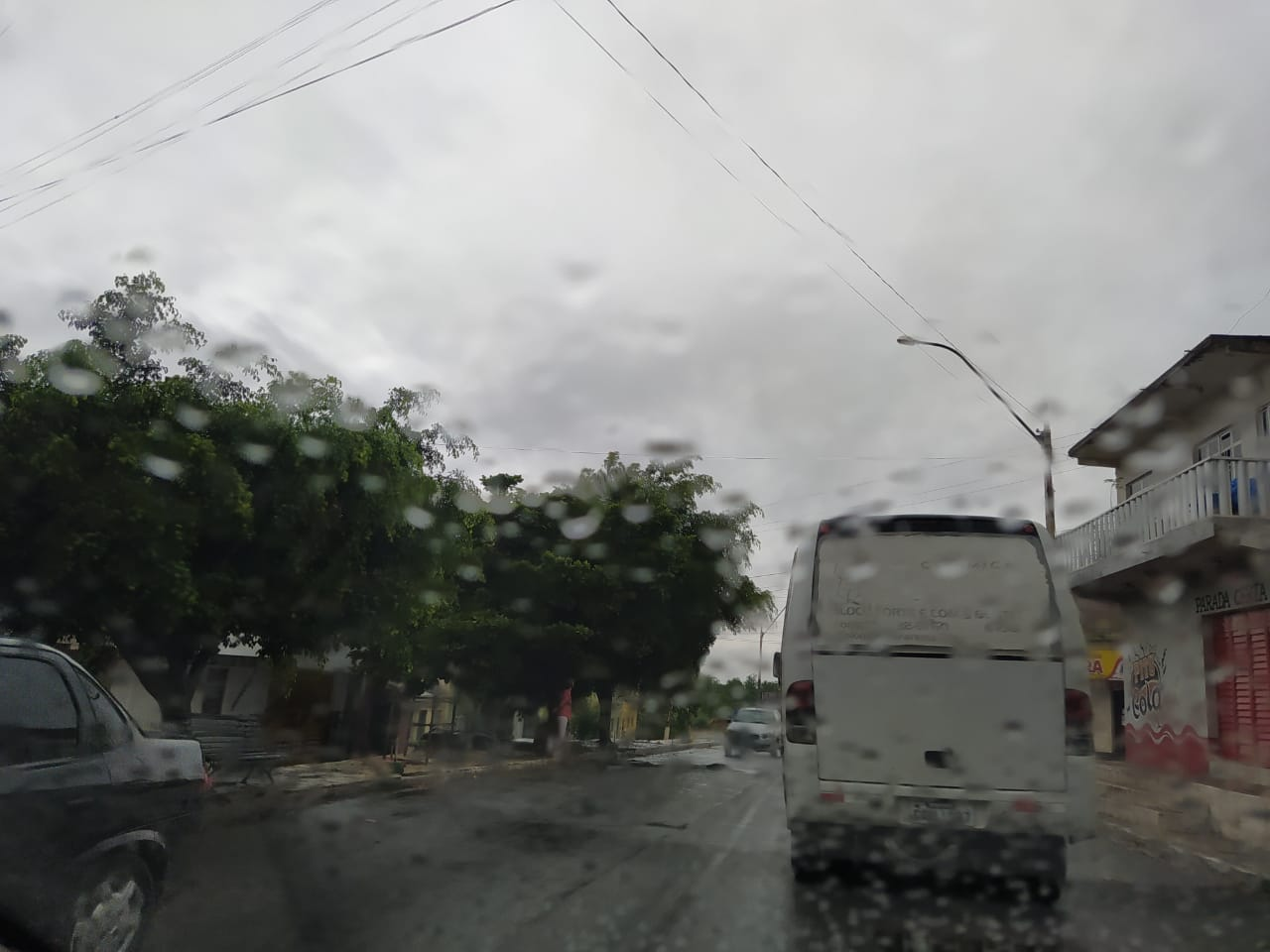 São José do Egito registrou melhor chuva de Novembro dos últimos 9 anos