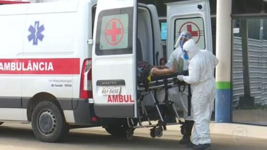 Brasil registra média móvel de 54.182 novos casos de Covid por dia, a maior desde o início da pandemia