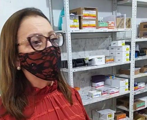 Prefeita médica deixa posse de lado e vai socorrer feridos em hospital de cidade do Ceará