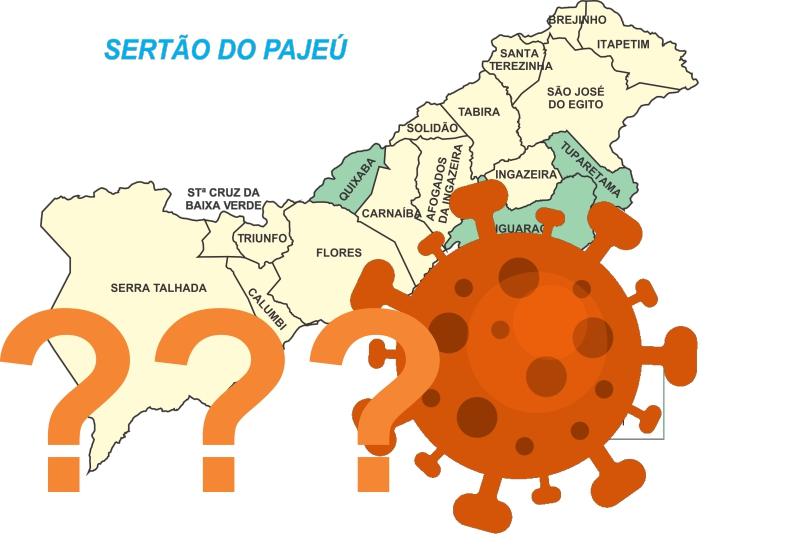 Maioria das cidades do Pajeú não divulga boletim no fim de semana