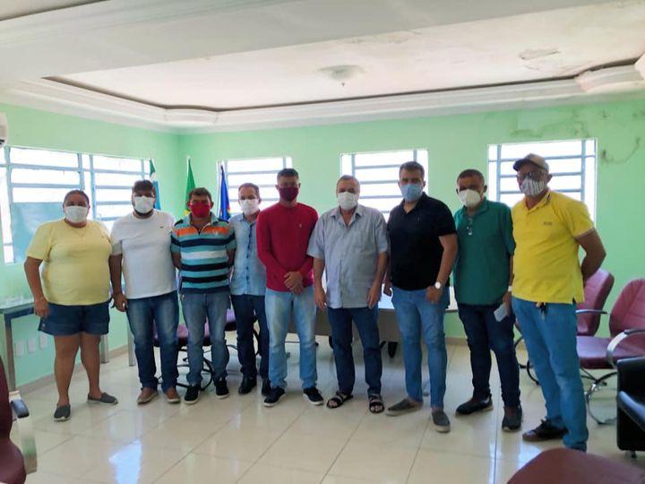 Vicente de Vevéi é o novo líder do Governo na Câmara de Vereadores de SJE