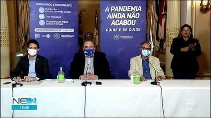 Governo de PE suspende cirurgias eletivas em cidades do interior e contrata 490 leitos de Covid na rede privada