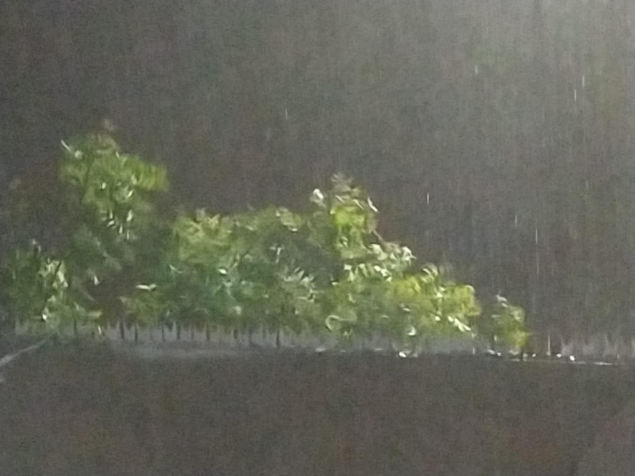 Fim de semana de chuva em pelo menos 8 municípios pajeuzeiros