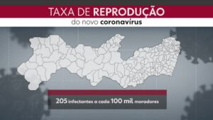 Pesquisador alerta para transmissão do novo coronavírus em PE: 'tem muita gente infectando muita gente'