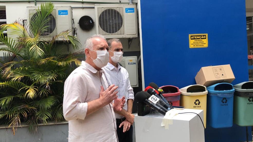 Fiocruz espera ter 'protagonismo' na vacinação contra a Covid em abril com a entrega de 30 milhões de doses