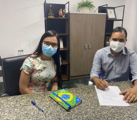 Gilson Bento adere a consórcio da FNP para compra de vacinas contra a Covid-19
