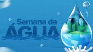 Secretaria Municipal de Meio Ambiente de SJE faz última palestra virtual da programação da semana da água nesta sexta (19)