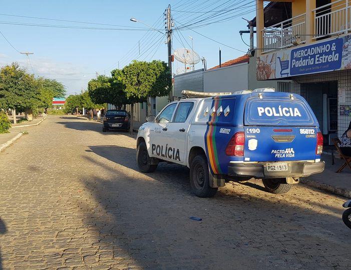 Vereador Vicente de Vevéi destacou um mês sem assaltos na PE-264