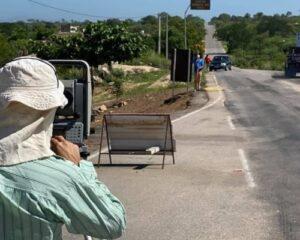 3 dias depois de anúncio, trabalhos para implantação do ramal da adutora do Pajeú para Brejinho já começou