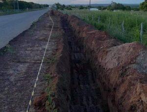 Compesa ainda não ligou rede feita por município à Adutora em Brejinho