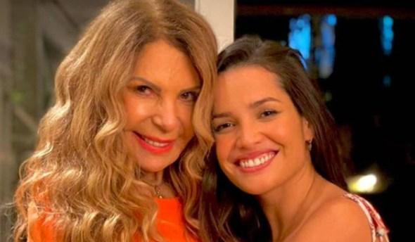 Elba Ramalho faz live com Juliette no São João 2021 de Campina Grande, nesta quarta (23)