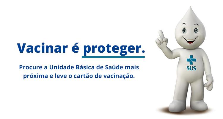 SJE já vacinou mais da metade do público alvo da campanha de imunização contra a gripe