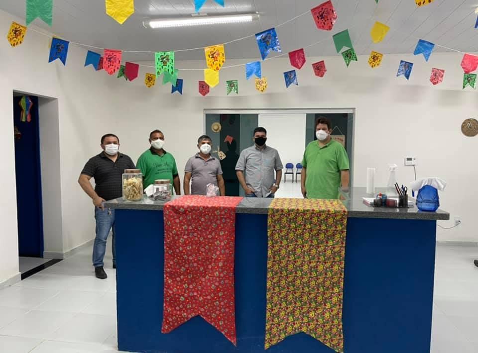 Prefeitura de Ouro Velho entrega Centro de Reabilitação em Fisioterapia