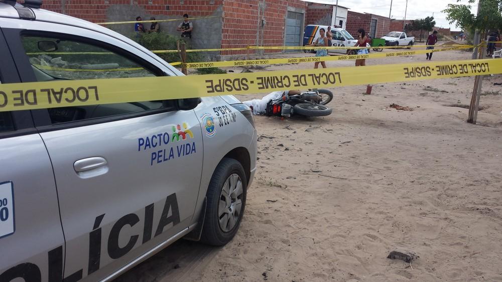 Número de homicídios em Pernambuco tem queda de 16,2% em maio, diz governo