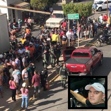Empresário foi morto no começo da manhã deste sábado (19) em Tabira
