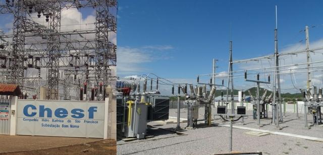 CHESF desligou subestação para manutenção e deixou várias cidades sem energia na madrugada desta quarta (09)