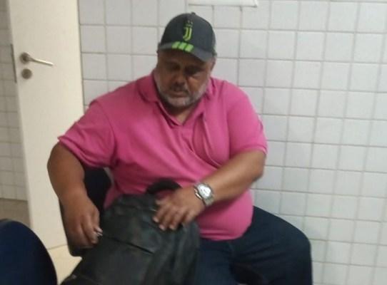 Polícia prende na Ingazeira estelionatário conhecido por aliciar jogadores de futebol
