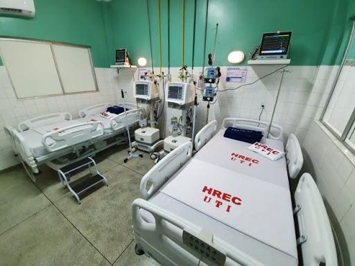 Hospital Emília Câmara registra superlotação pela 1ª vez desde começo da pandemia